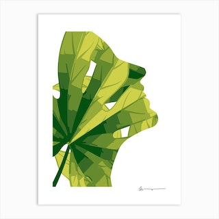 Natural Imperfection Art Print