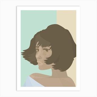 Cheryl Art Print