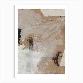 Truce 2 Art Print