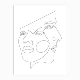 Delusion  Art Print