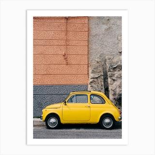 Amalfi Coast Drive Xii Art Print