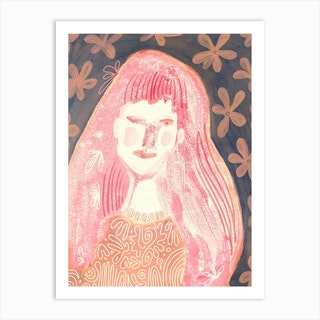 Look Inside Art Print