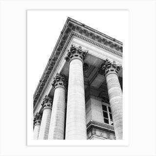 Paris Architecture VIII Art Print