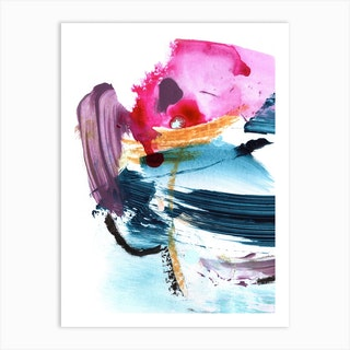 Colour 1 Art Print