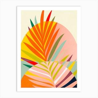 Minimal Lines7 Art Print
