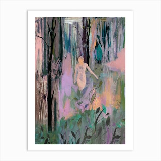 Strange Eden Art Print