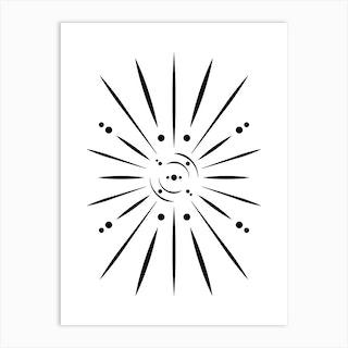 Ray Of Hope Art Print