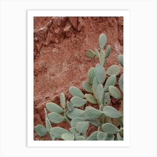 Desert Mood Art Print