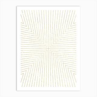Converge Four Art Print