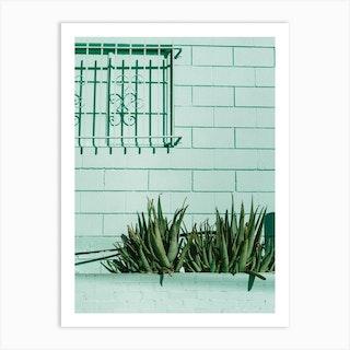 Silver Lake Los Angeles Art Print