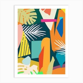 Wildnerness Art Print