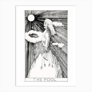 The Fool Art Print
