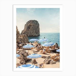 La Fontelina Art Print