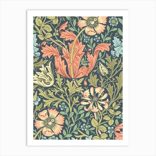 Compton, John Henry Dearle Art Print