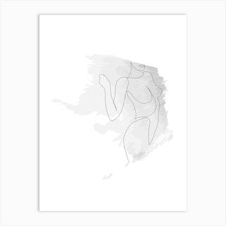 Night Shade Art Print