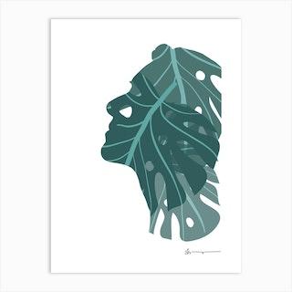 Soulful Roar Art Print
