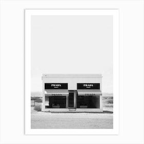Fashion House Art Print