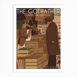 Godfather 1 Art Print
