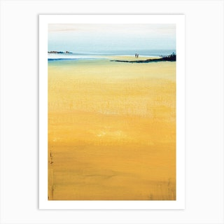 Canary Shore Art Print