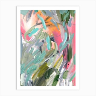 No 43 Art Print