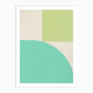 Quiet 2 Art Print