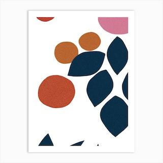 Forms 1 Art Print