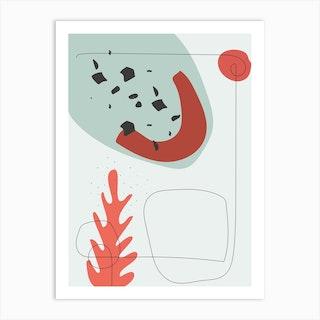 Trouble Sleep 6jpg Art Print