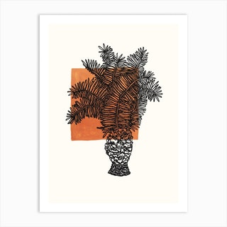 Almeria Art Print