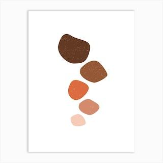Equilibrium I Art Print
