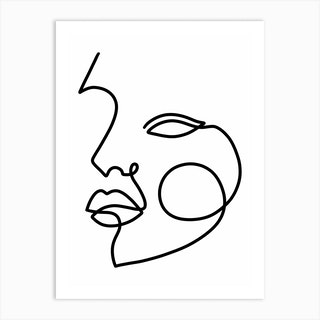 The Unseen   Ii Art Print