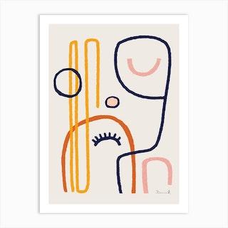 Feel Good 2 Art Print