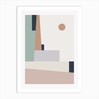 Homelands 01 Art Print