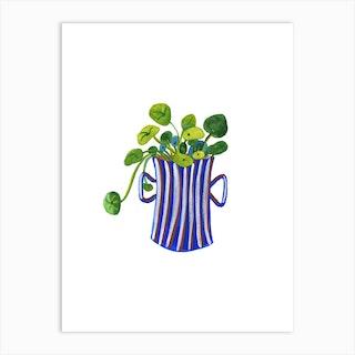 Missionary Plant Art Print