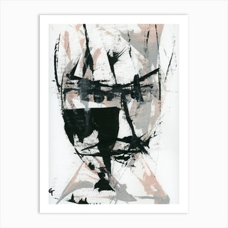 Zoomorphism To Perfection Art Print