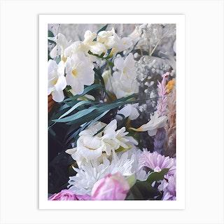 Fresh Spring Nights Art Print