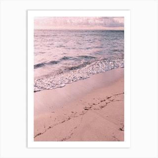 Coco Beach Art Print