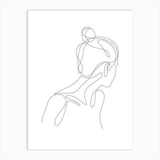 Abol Art Print