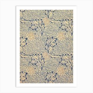 Apple, William Morris Art Print