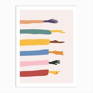 Longsleeve Art Print