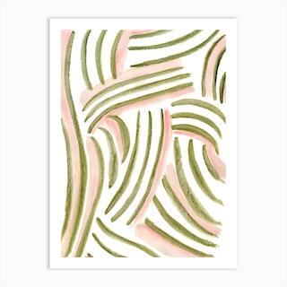 Whispering Hedge Art Print
