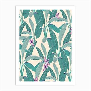Surfin Usa Art Print