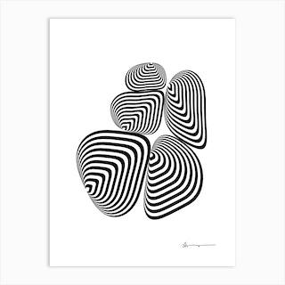 Sorted Art Print