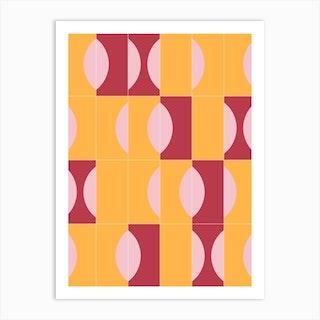 Sunnytiles 03 Art Print