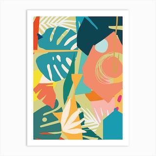 Mamas Garden Art Print