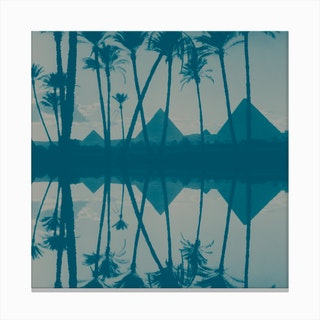 Mirage Canvas Print