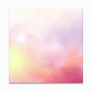 Rainbow Sky Series II Canvas Print