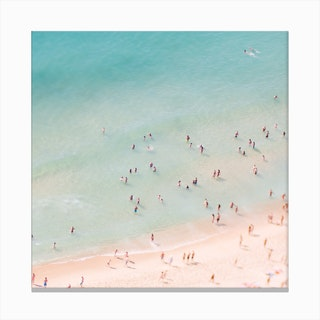 Beach Bliss Canvas Print