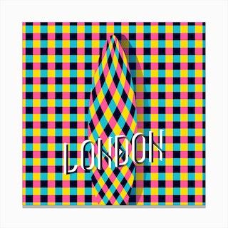 London Electric Canvas Print