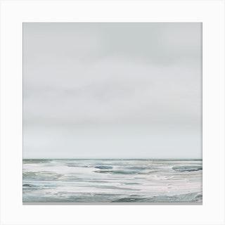 White Day Canvas Print