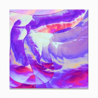 Air Blush Canvas Print